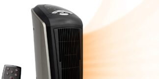 Lasko 751320 Ceramic Tower Space Heater; Complete Guide & Review