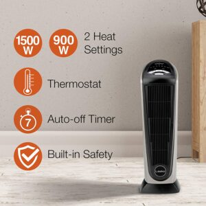 In-depth Review of The Lasko 751320 Ceramic Tower Space Heater