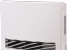 Rinnai Fc824p Ventless Propane Gas Heater with Manual In-Depth Review